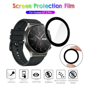 Cover Screen Protector 3D Protective Film Soft Fibre Glass For Huawei GT 2 Pro
