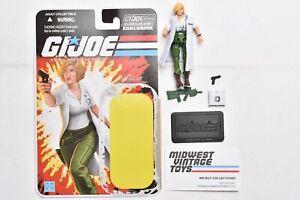 G.I. JOE FSS 5.0 GI JANE Collector's Club Exclusive - ACTION FIGURE