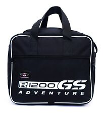 TOP BOX INNER LINER BAG TO FIT R1200GS 800GS ADVENTURE  ALUMINIUM WITH PRINT