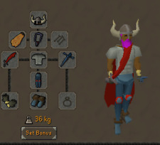 MAXED ZERKER - OSRS  Account - 60 Attack