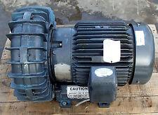 EG &G Rotron DR623AY72 038458 Motor: 550344 2850rpm 208-230/460v 3ph Used T/O