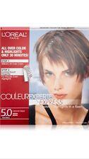 L'OREAL -Paris Couleur Experte Medium Brown/Caramel Glaze 5.0 - (Pack Of 6 )