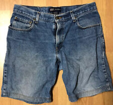 Used Size 36 Mens Blue Denim Faded Glory Jeans Shorts