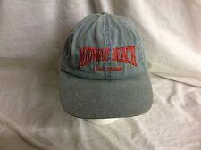 trucker hat baseball cap MIDWAY BEACH LAKE OSAKIS retro vintage cool rave rare