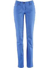 Markenlose Gerades-Bein Damen-Hosen mit Baumwollmischung