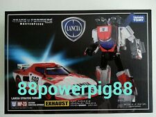 Takara Tomy Transformers Masterpiece MP-23 Exhaust US Seller