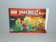 LEGO®Ninjago Bauanleitung 70752 Jungle Trap gelocht und Riss instruction B1210