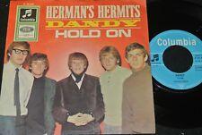 HERMAN'S HERMITS Dandy (THE KINKS Cover-Version) / 60s German SP COLUMBIA C23326