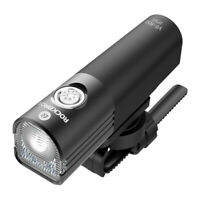 RockBros 400/800Lumens Bicycle Head Front Light USB Rechargeable Mini Flashlight