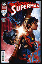 Superman Rebirth #43 Jonboy Meyers Cover Comic