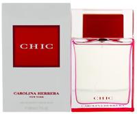 Chic by Carolina Herrera For Women EDP Spray Perfume 2.7oz New