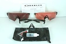 Oakley SI Tombstone Shooting Glasses Reap Frame, 3 Lens Set!(Clear, TR22, TR45)
