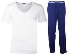 BOSS Jersey-Schlafanzug/Homewear 2Teiler Pant mit Shirt BM  von Hugo Boss