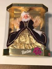 Barbie Happy Holidays Special Edition Barbie Doll 1996 Mattel - New In Box