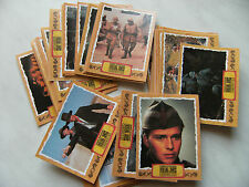Merlin Collections- The young Indiana Jones Chronicles 1993 - Sammelbilder Serie