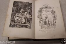 HETZEL aventures d'un petit parisien par BREHAT MORIN autour de 1890