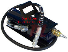 10,000 PSI Air Hydraulic Control Foot Pump Porta Power  10 Ton 170PSI