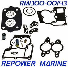 Carburateur Rebuild Kit,Rochester 2bbl 4 & 6 Cylindre,Mercruiser,Omc ,823427A1