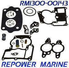 Carburador Kit de la reconstrucción, Rochester 2bbl 4 Y 6 Cilindros, Mercruiser, Mac, 823427a1