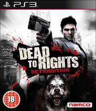 Dead to Rights Retribution ~ PS3 (in Great Condition)