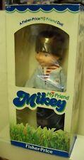 #1379 Nib Vintage Fisher Price My Friend Mikey