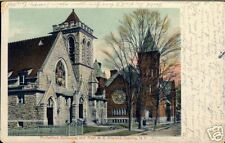 Corning, NY - Protestant Episcopal & First ME Churches