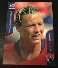 2004 Choice Gold Medal USA Womens Soccer Abby Wambach #32