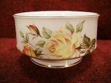 CHAPMANS / ROYAL STANDARD Tea Roses Sugar Bowl c1949 - FREE UK POSTAGE