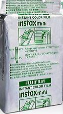 Fujifilm Instax Mini Instant Film 10 Prints 8, 7S, 50S, 25 Camera, Fresh Film