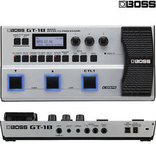 BOSS GT-1B Bass Effects Processor Pedal for Electric Bass l Authorized Dealer