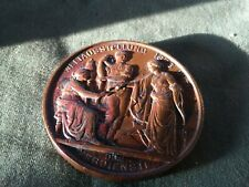 ancienne médaille -jeton - franz joseph i kaiser