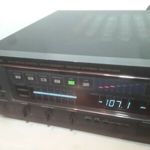 Realistic STA-2700 Digital Synthesized AM/FM Stereo Receiver 100W per Channel