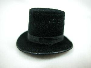 Heidi Ott  Dollhouse Miniature 1:12 Scale Men's TOP Hat  #XZ781 S