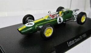 Atlas 1:43  Lotus Climax 25 Rennwagen 1963  OVP Startnummer 4
