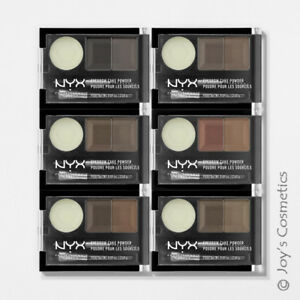 "1 NYX Eyebrow Cake Powder - Eye Brow ECP ""Pick Your 1 Color"" *Joy's cosmetics*"