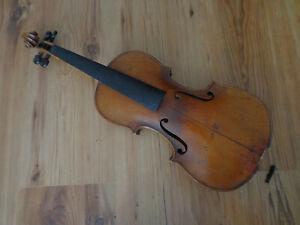 Alte 3/4 Geige Violine