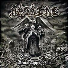 MASACRE - Brutal Agre666ion CD