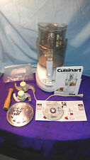 Cuisinart Prep11 Plus 11 Cup Fppd Processor Complete Mint