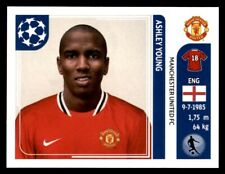 Panini Champions League 2011-2012 - Ashley Young Manchester United FC No. 152