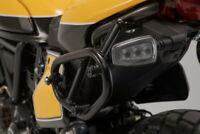 SW-Motech Motorrad SLC Seitenträger links schwarz NEU