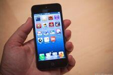 Apple iPhone 5 - 16GB - Black Smartphone,Unlocked 100%,Bell,Chatr,Fido,AT&T