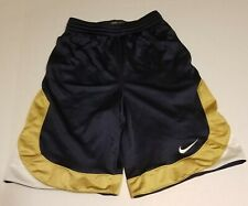 Men's Nike Basketball Shorts ▪︎ Sz Small ▪︎Navy and Gold