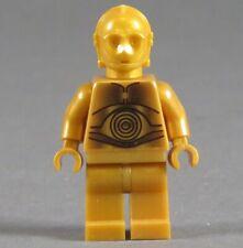 LEGO® STAR WARS™ Figur C-3PO Minifigur Droid Roboter sw0161a 10188 10198 8092