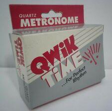 Qwik Time Quartz Metronome Qt-3