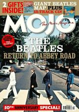 MOJO magazine Oct 2019 #311 The Beatles Abbey Road 50th anniversary + giant map