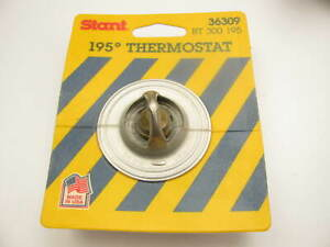 Stant 36309 Engine Coolant Thermostat - 195 Degree