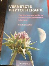 Buch Vernetzte Phytotherapie Ursula Erbacher PAC 113S. 2006 gelesen Heilpflanzen