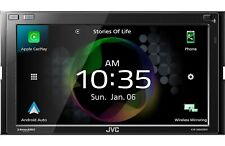KW-M865BW JVC Digital multimedia receiver (does not play CDs) NEW