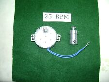 * 220-240 * volts: 25-28 Rpm Dryer-Drying Motor with Shaft Coupler * Reduced