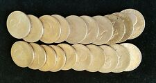 Bicentennial  EISENHOWER DOLLAR COIN ☆ 20 COINS ◇ 1776 - 1976 ◇ average circ